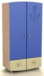 КОМПАСС Шкаф для одежды ДК-1 Капитошка